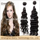 2014 100% 6A hot sale top quality deep wave virgin peruvian hair extensions