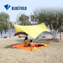 Large Awning Sun Shelter Waterproof Sealed 14x11.5 Feet