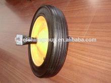 solid wheelbarrow wheel 13x3 for WB3800