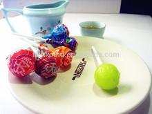 Fruit Flat lollipop Candy