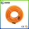 high pressure spray three plastic-two line hose colorful hose colorful pvc corrugated hose coloured pvc pipe