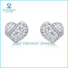 Charm bali silver 925 earring