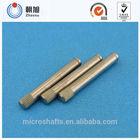 CNC precison stepped dowel pins