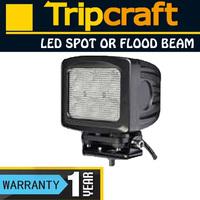 24v 12v 60w car accessories frog lamp led work light for car parts