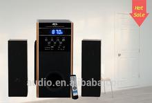 2.1 total wooden case stereo speaker (DM-6217)