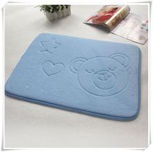 Pearl cutting mat/Memory foam bath mat_ Qinyi
