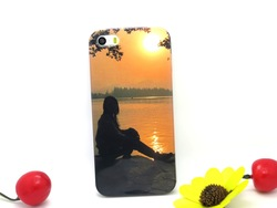 Personalized design China factory wholesale Custom 3D thermal transfer printing case for iphone 5