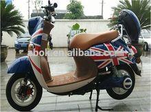 Young people Attractive bajaj boxer motorcycle
