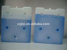 HDPE material reusable gel ice box freezer ice box cooler ice box