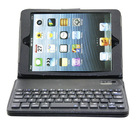 Leather Case for Tablet PC Wireless Bluetooth Keyboard for Ipad Mini