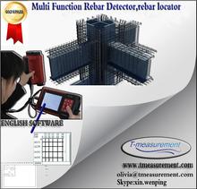 Grid Scan Concrete Reinforcement Detector,concrete testing rebar detection,Concrete Reinforcement Detector