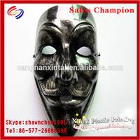 custom v for vendetta mask