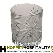hotel room drinking glass