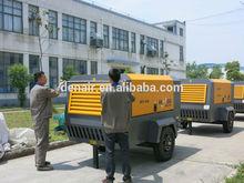 Compresseur avec diesel moteur 350cfm, 8bar !
