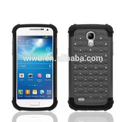 New design diamond mobile phone case for Samsung S4 MINI