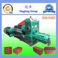 Top marque yingfeng! Jkrl35 automatique de brique d'argile faisant la machine