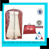 new product non woven foldable wedding dress bags/wedding gown bags