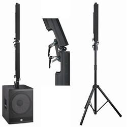 CVR 2015 active column speaker + Mini line array System + china professional speaker