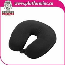 U neck Vibrating microbeads massage travel head car seat neck pillow/adult car seat pillow
