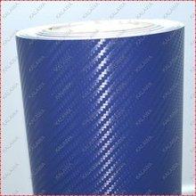 3D carbon fiber vinyl, car paint protective film, car stick design with air bubble channel
