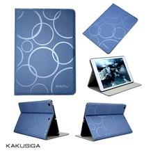 KAKU case for ipad air leather plastic casing