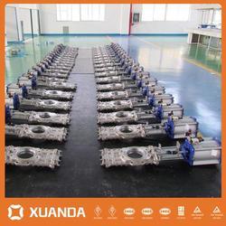 Zhejiang XDV Pneumatic actuator knife gate valve