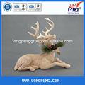 Résine renne de noël décoration