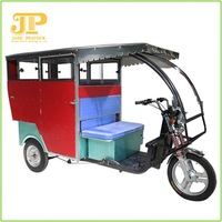 New arrival passenger seat electric tricycle for passenger
