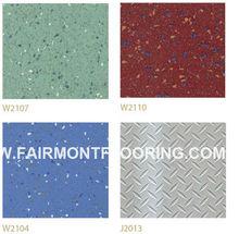Badminton Court PVC Vinyl Flooring / PVC Flooring for Sports, for Office in Tiles JX-02