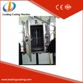 Pulverização catódica máquina
