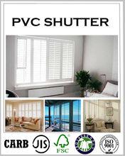 PVC shutter