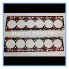 komatsu spare parts, 6D102 cylinder head gasket part no. 6735-11-1812 3282805