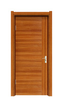 China nature wood door skin with new design