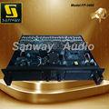 harga fp3400 portátil profissional china tubo amplificador