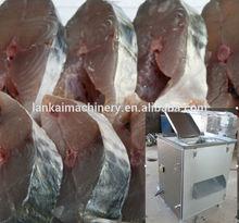 Hot selling ! Fresh / Frozen fish stick cutting machine Fish finger cutting machine Fish chips cutting machine