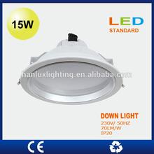15W high power LED downlight