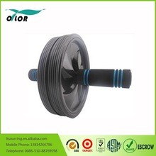 Ab Power Wheel Ab Roller,Dual Ab Wheel for Abs / Abdominal Roller Workout Exercise Fitness