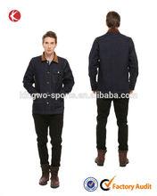 2014 wholesale new style high fashion man denim jacket man winter denim coat