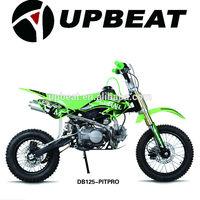 new condition dirt bike style four stroke 125cc dirt bike cheap pit bike