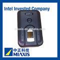 Certificado por la ceinalámbrico anti- robo de lector de huellas dactilares para tablet pc sm-201df con usb y bluetooth