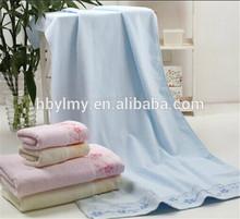 European High Quality 100% Cotton Bath Towels Wholesale