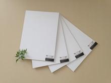 1220*2440mm 2.7mm thick white color free foam PVC sheet