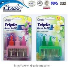 Hot sale 20ml liquid electric air freshener refills