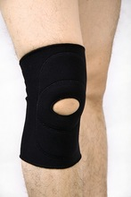 sports Neoprene compression Knee Support Stabilizing brace sleeve