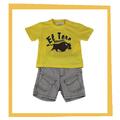 2014 boutique recém-nascido para crianças trajes dos desenhos animados kids conjuntos de roupas