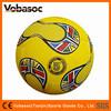 #5 Rubber Soccer Ball/ size 5 Rubber Soccer Ball/grain surface