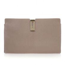 100% Handmade Genuine Leather Soft Lambskin Women Designer Wallet Purse