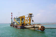 Cutter Suction Dredger / Dredge / Sand Dredger (10 m derdger)