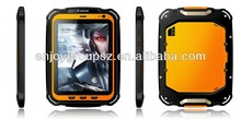IP67 Quad Core GPS tablet case pc 7.85 inch IPS touch screen GSM+3G waterproof rugged android tablet