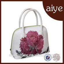 2015 High-end thai silk fashion lady handbag